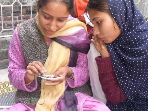 Pakistan Society For The Rehabilitation Of The Disabled PSRD  Documenary 2008