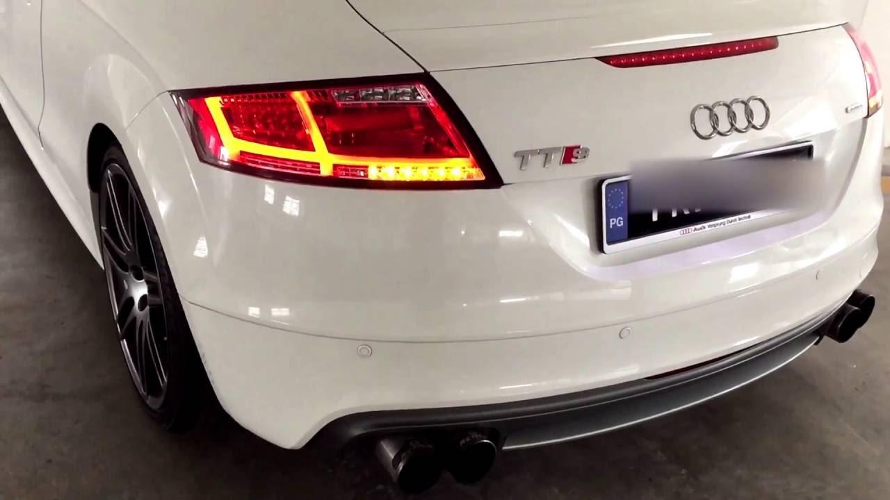Audi Tt Mk2 Sonar Led Taillight Youtube