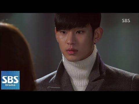 [순간최고시청률] 김수현, 전지현에 외계인 고백 @별에서 온 그대 12회