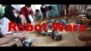 MCA Summer Camp Robot Wars