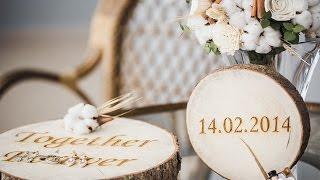Самая красивая свадьба в стиле