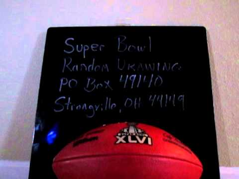 How To Get Super Bowl Tickets From The NFL