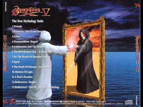 Symphony X - Communion and The Oracle