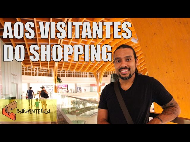 Video para os visitantes do Shopping Iguatemi Fortaleza