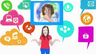 Digital Competence Framework animation