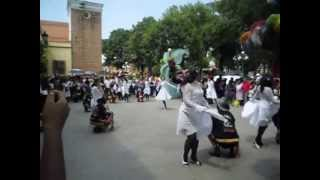 cuarto video 28 de julio 2013 camada primera de Tepeyanco presentación en Tlaxcala