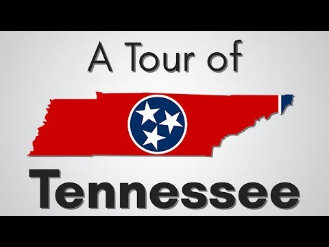 Tennessee: A Tour of the 50 States [16]