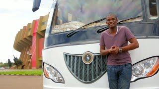 Made in Uganda - The Kayoola Solar Bus by Kiira Motors
