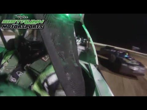 "Rear View Cam - Heat Race WIN - ""Fall Fling"" at North Florida Speedway - Tyler Sistrunk Motorsports"