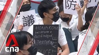 Hong Kong Braces For 20th Straight Weekend Of Unrest