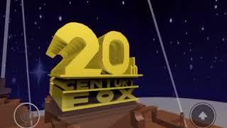 20th Century Fox Logo The Simpsons Movie Roblox