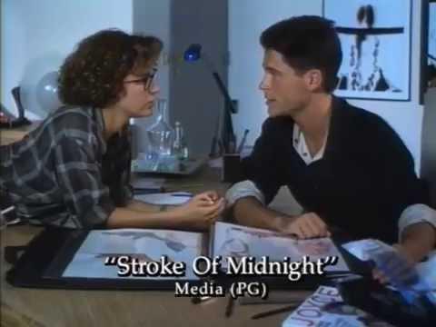 Stroke of Midnight aka If The Shoe Fits - (Vivendo um conto de fadas) Trailer (1990).