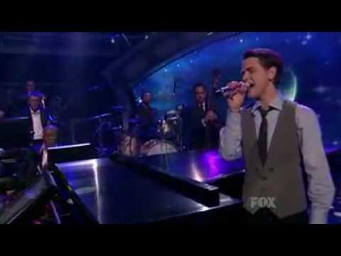 Aaron Kelly- Fly Me To The Moon (Top 5, 5/4/10) American Idol Season 9