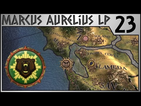 CK2: After the End - Gran Francisco - Ep. 23 (Trickery)