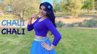 Chali Chali | Thalaivi | Kangana Ranaut | Bollywood Dance Cover | 4K |