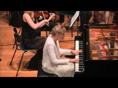 Beethoven: Klavierkonzert Nr. 2, 3. Satz - P. Hase, P. Leipold, Ensemble Galina