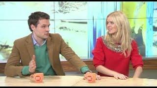 Евгений Пронин и Екатерина Кузнецова в программе «Доброе утро»  (14.03.2013)