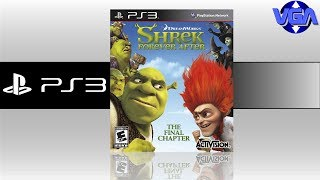 Shrek Il Etait Une Fin Gameplay PS3 ( 2010 )