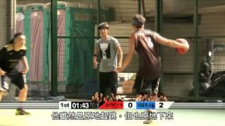 mr 台灣打花式籃球