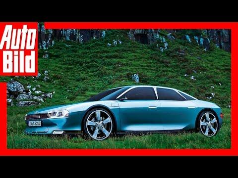 AUTO BILD Retro-Cars: NSU Ro 80 / Der wiedergeborene Exot / Review / Test