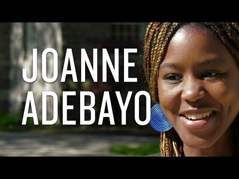 Joanne Adebayo '21: Navigating Academic Life At Dickinson College