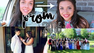 Day In My Life/ Get Ready with Me for PROM 2016