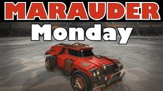 Rocket League | Marauder Monday | Sick goals & Funny moments!