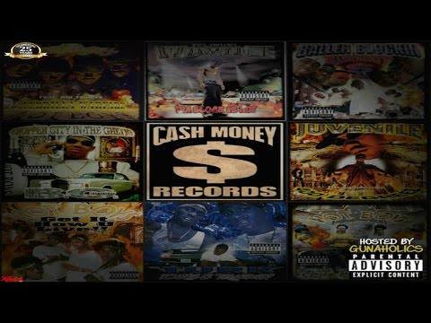 Hot Boys - Cash Money Records [25th Anniversary] (Full Mixtape)