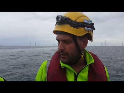 Gwyntymor Offshore Wind Farm