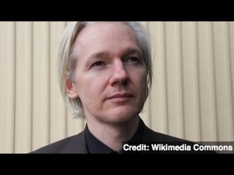 Julian Assange's Balcony Speech at Ecuadorian Embassy