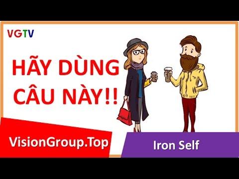 Cách nói chuyện tán gái | Tuyệt đối không hỏi thế này! | Visiongroup.top | Iron Self thumbnail