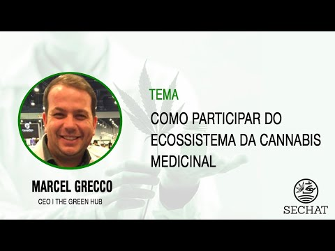 """Como participar do Ecossistema da Cannabis Medicinal"" | Com Marcel Grecco"