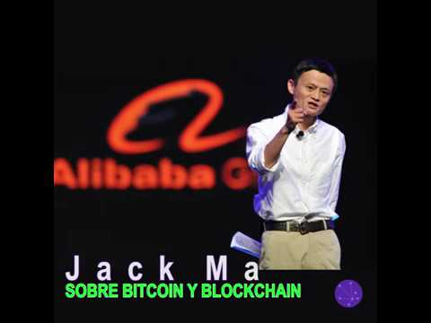 Jack Ma talk about Bitcoin and BlockChain in Argentina
