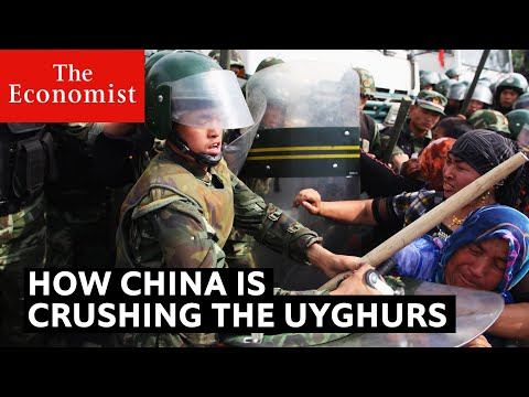How China Is Crushing The Uyghurs | The Economist