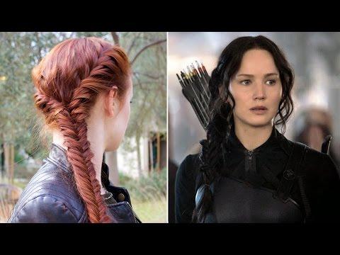 Mockingjay Part 1 Katniss Neue Frisur The Penelopes Overblog Com