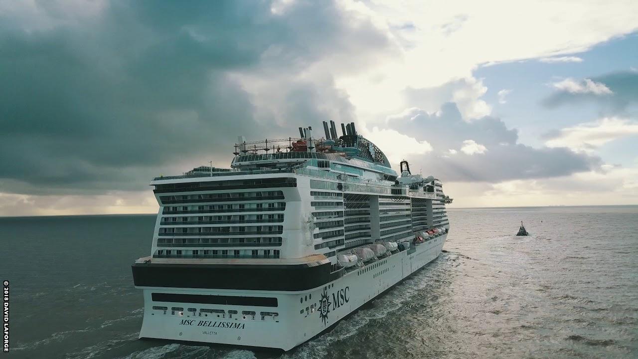 Malta to Malta Cruises on the brand new MSC Bellissima - FCM