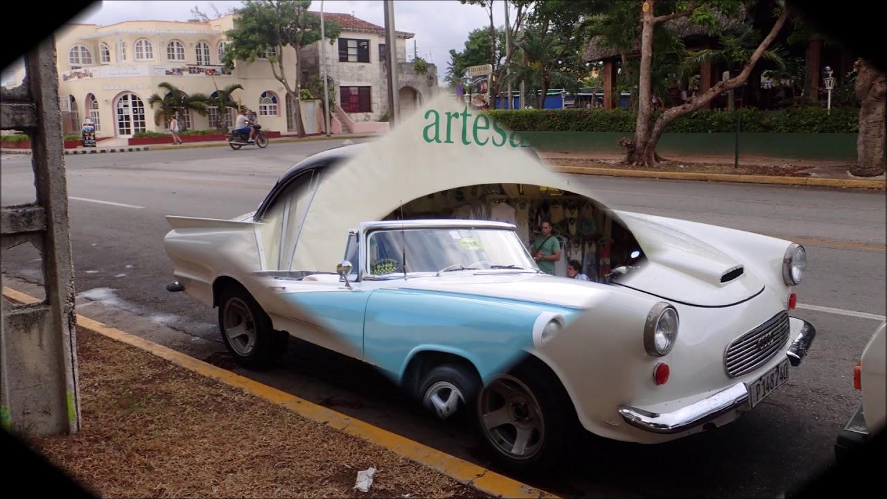 Cars Of Cuba 2018 Youtube