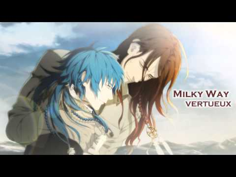 [Visual Novel] DRAMAtical Murder Re:Connect - VERTUEUX - Milky Way (rus sub)