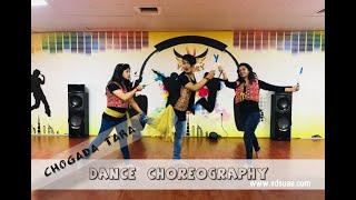 Chogada Video Song   Loveyatri   Aayush Sharma   Dance Choreography   Victory Dance UAE