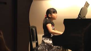 ピアノ弾きあい会  れいな 2014.5.10(土) カワイジュエ 藤井玲奈 動画 18