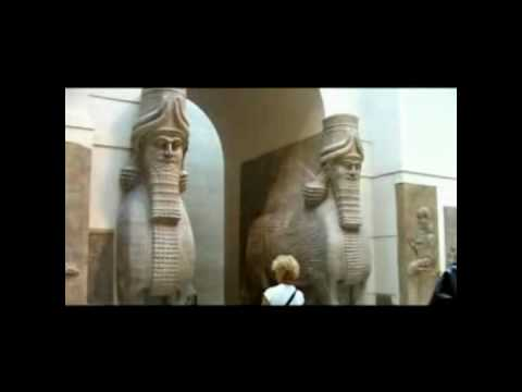 louvre museum in France- King of Assyria Ashurbanipal's library part 2