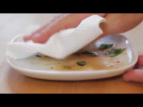 Salad Dressing - Wipe It Green Bin It