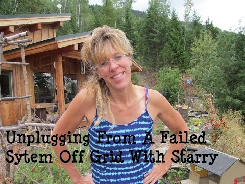 Prepper Podcast: Unplugging From A Failed System Off Grid