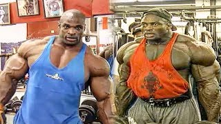 The Bodybuilder Who Looks Like Ronnie Coleman With Similar Genetics