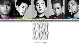 BIGBANG (빅뱅) - EGO (Japanese Version) Lyrics [Color Coded Lyrics Kan/Rom/Eng]