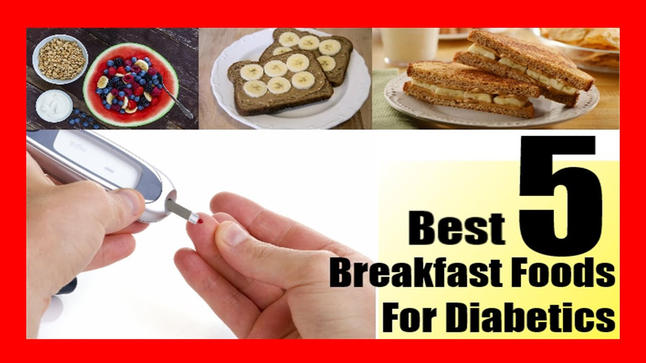 Tasty Diabetic breakfast recipes | Healthy Breakfast for diabetics ...