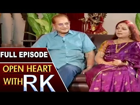 Krishna And Vijaya Nirmala Open Heart With RK | Full Episode | ABN Telugu