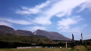 ここは 久重連山(久住山)・久住高原・阿蘇五岳と 眺望出来る360度の大...