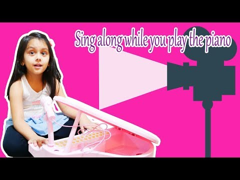 LEARN TO PLAY FOR KIDS TOY PIANO ll SURPRISE TOY PIANO