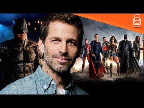 Zack Snyder s Support Against WB and For Snyder's Justice League Cut